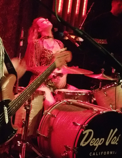 Deap Vally 7