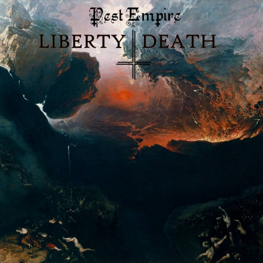 Pest Empire Cover Liberty Dead