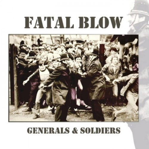 fatalblow generalsandsoldiers cd